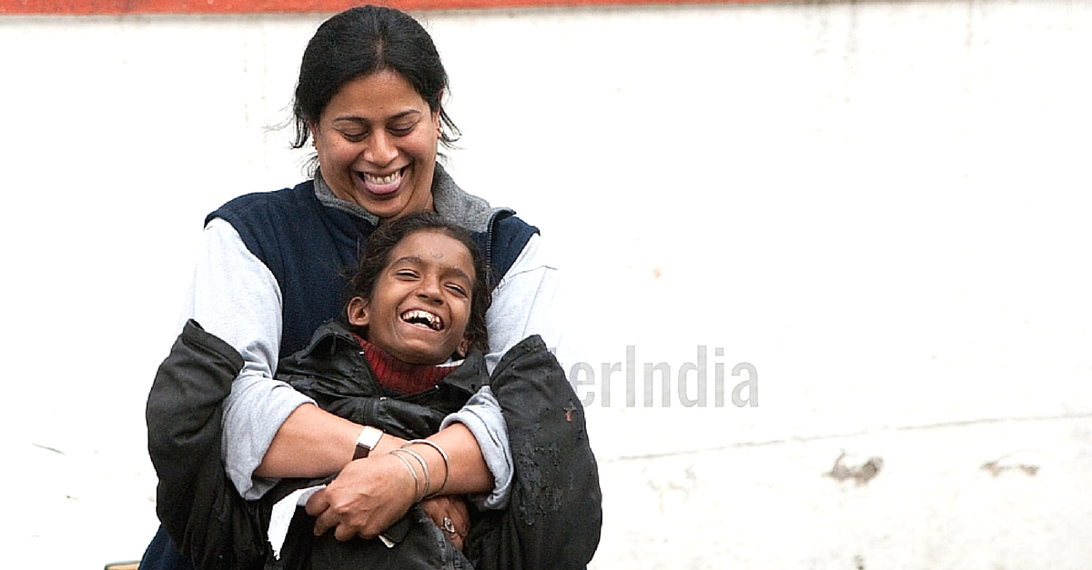 A Woman Returned to India After 40 Years, and Started Changing the Lives of Street Kids in Dehradun