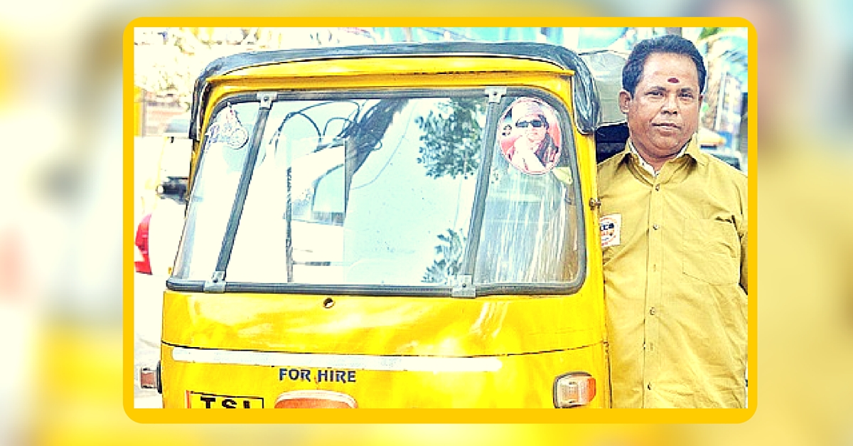 This Auto Driver Mortgaged His Auto to Pay for the Medical Expenses of a Passenger