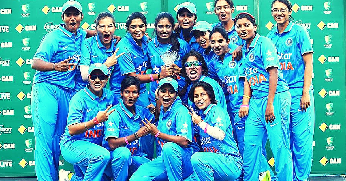 Indian Women's Cricket Team Seals Victory in ODI Series Against Sri Lanka with a 6-Wicket Win!