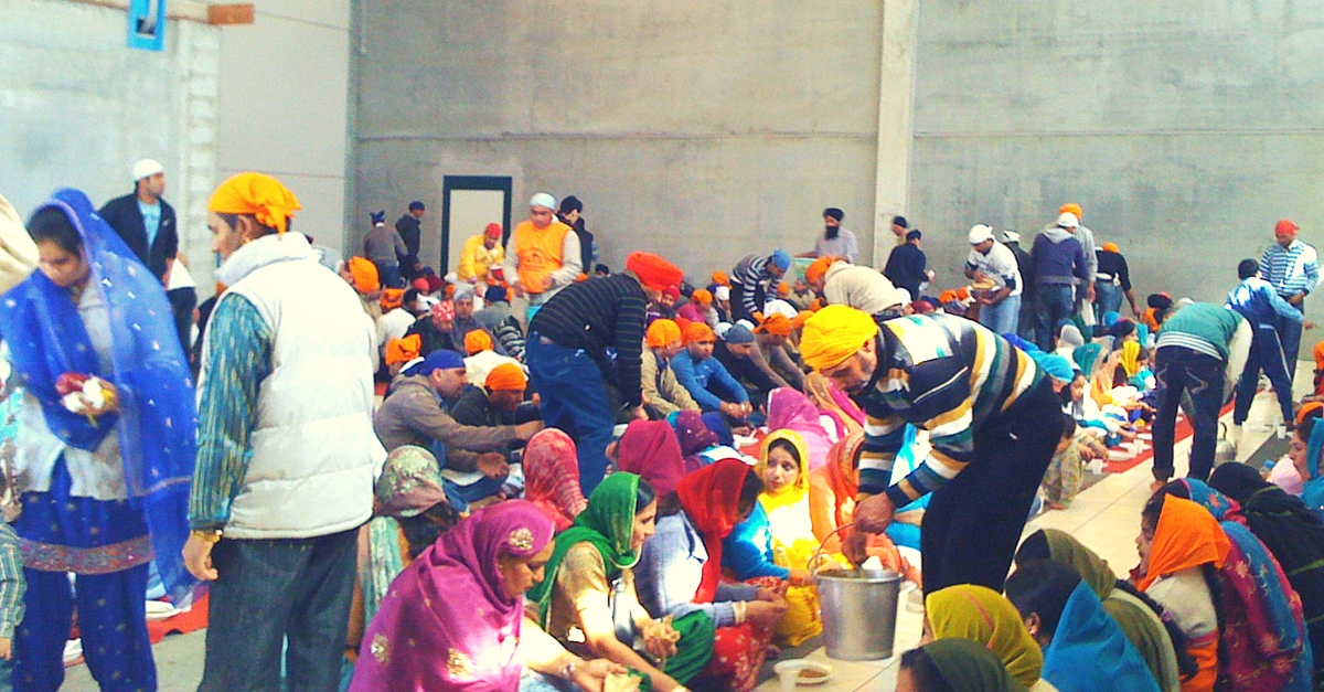 Amidst the Violent Jat Protests in Haryana, This Gurudwara Opened Its Doors to Help