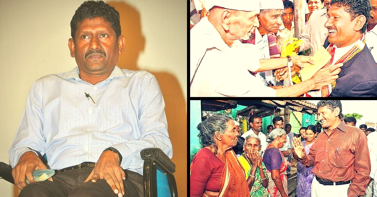 10 Things You Must Know About U. Sagayam – the IAS Officer Who Once Spent the Night in a Graveyard