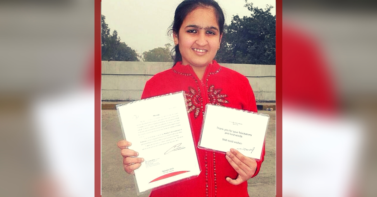 This Class 10 Student Received a Letter of Appreciation from the PM. Here's Why!