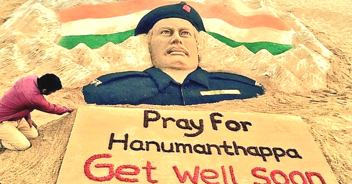 From Offering Prayers to Offering Organs, How India Had Rallied for #SiachenMiracle Hanumanthappa