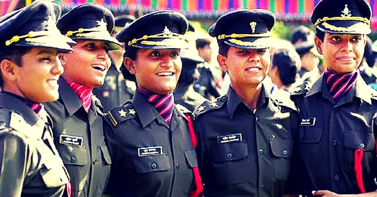 India Becomes One of the First Few Countries to Open All Combat Roles to Women in the Armed Forces