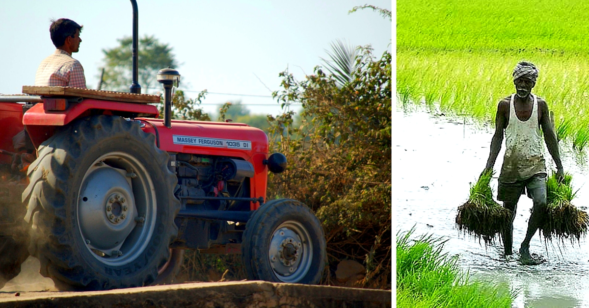 Farmers Will Soon Buy and Sell Agricultural Products across India through an Online National Portal
