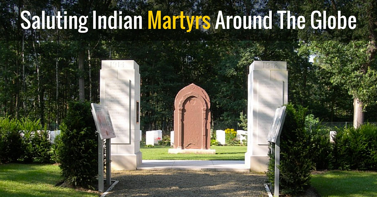 5 War Memorials for Indian Soldiers That Show Their Immense Courage Around the Globe.