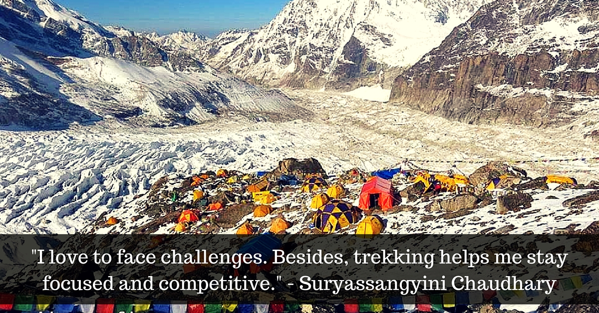6-Year-Old from UP Becomes Youngest Person to Climb the 16,300 Ft High Kanchenjunga Base Camp