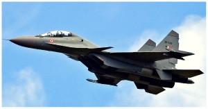 Sukhoi Su-30MKI India Iron Fist Exercise 2016