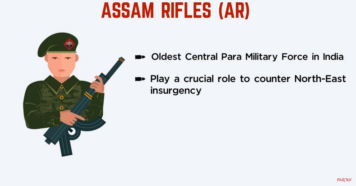 VIDEO: All You Need to Know About India's 7 Central Armed Police Forces in Less than 3 Minutes