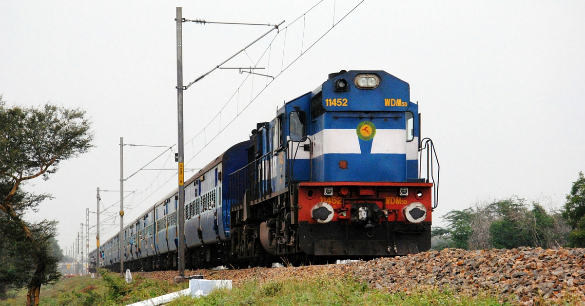 5 Ways the Indian Railways Is Adopting Renewable Energy to Reduce Its Carbon Footprint