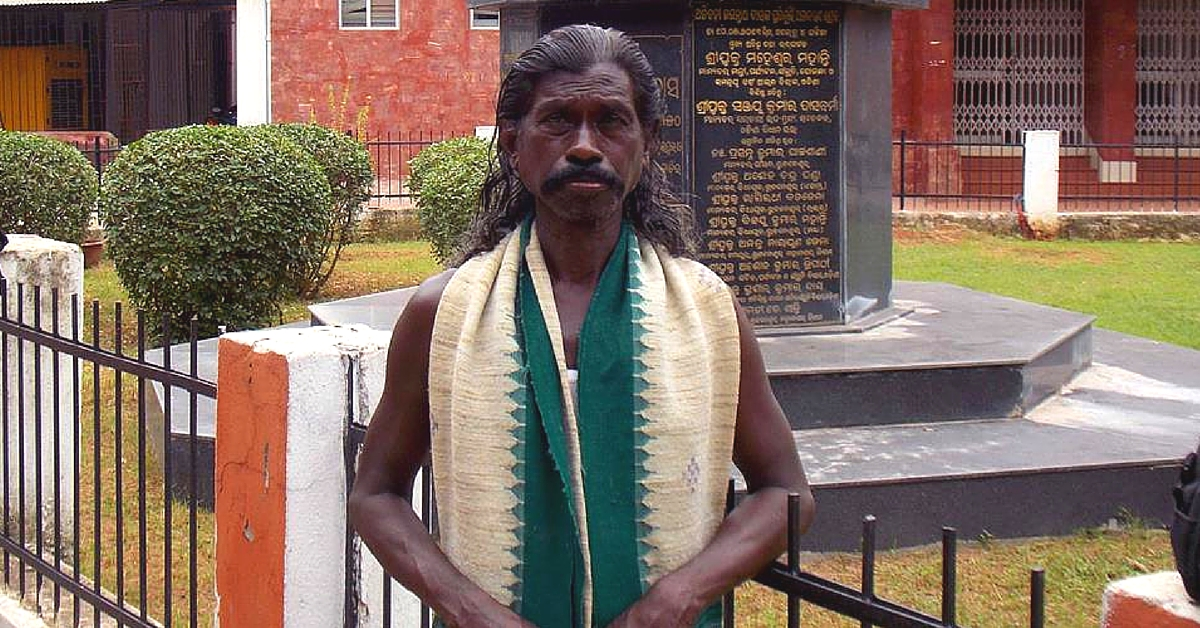 Padma Shri Poet Haldhar Nag Is a Class 3 Dropout, but His Odia Poetry Is Now a PhD Subject