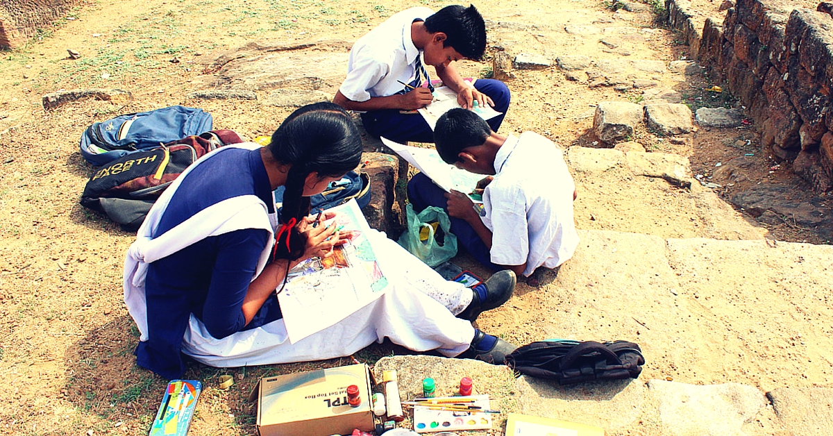 Children in This Maharashtra Town Know All About the Importance of Heritage Conservation
