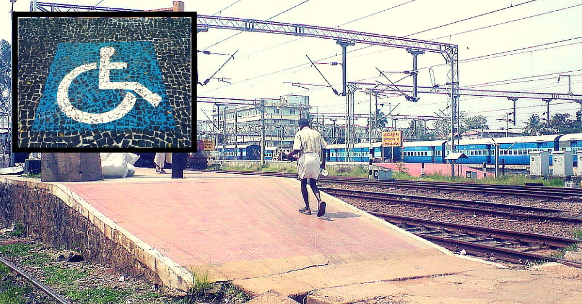 Indian Railways Is Planning to Introduce These 5 Helpful Facilities for People with Disabilities