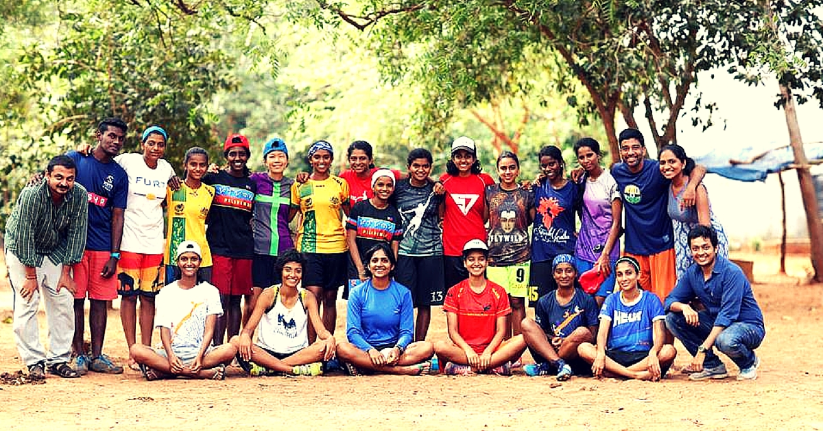 India's First All-Women Team for the Ultimate Frisbee World Championship Is Preparing for London