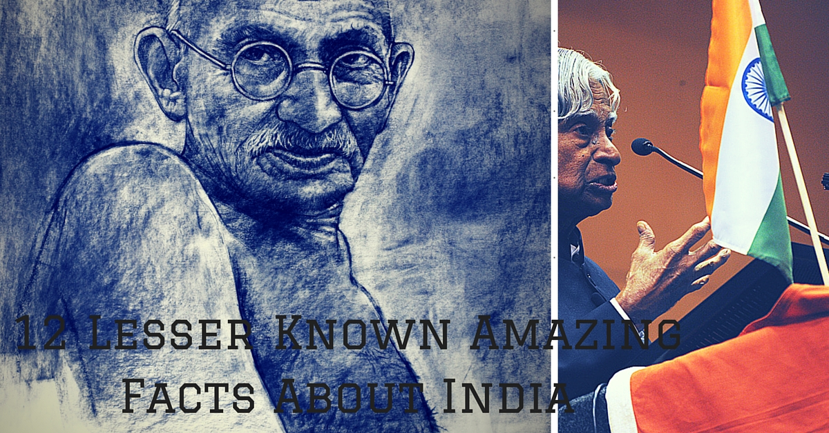 Why the Nobel Peace Prize Wasn't Awarded in 1948 and 11 Lesser Known Facts About India
