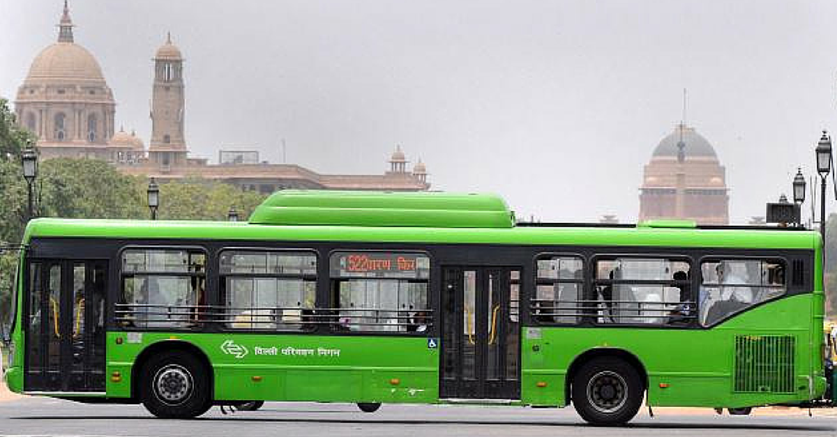 Boosting Delhi's Bus Services Is Essential for The Success of the Odd-Even System