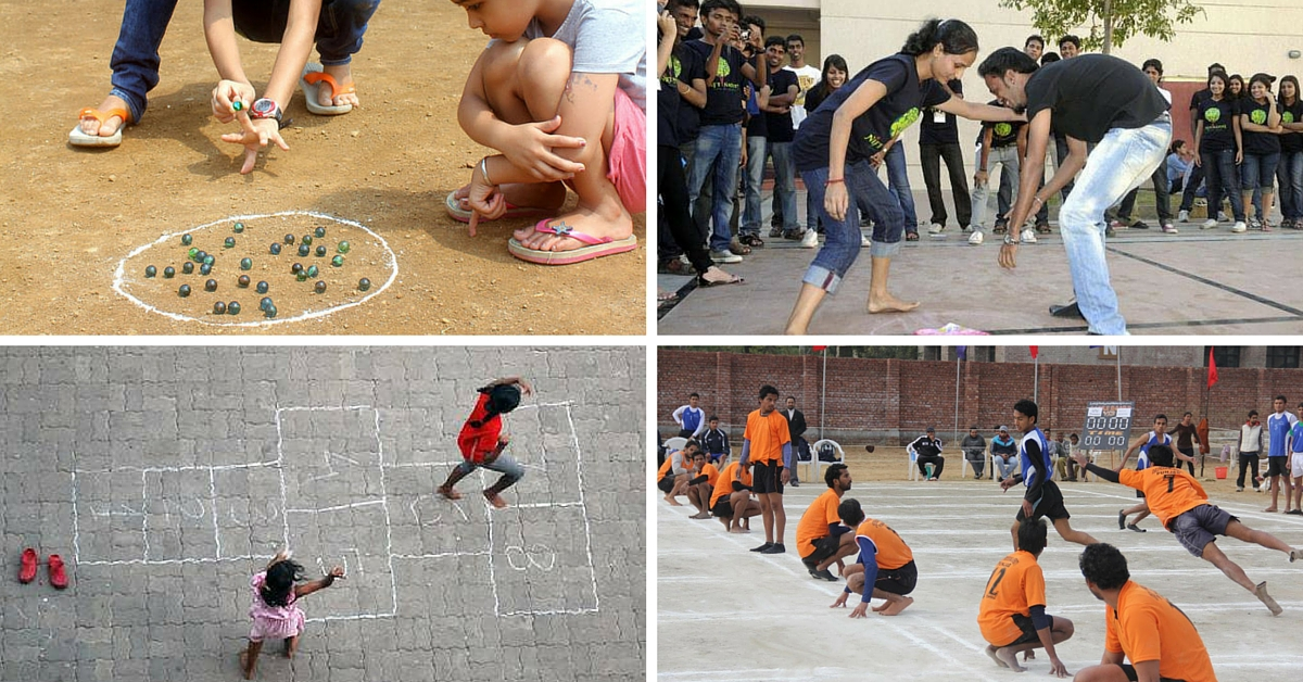 15 Forgotten Indian Childhood Games That Need to Be Revived Before They Are Lost Forever