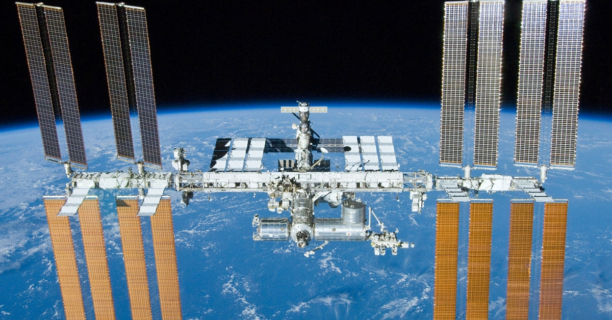 The International Space Station Is Visible from India till May 11th. Here's How You Can See It