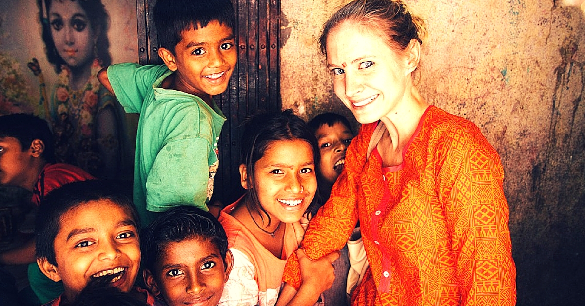 This American Helps Street Children in Pune Live a Life They Could Only Dream Of