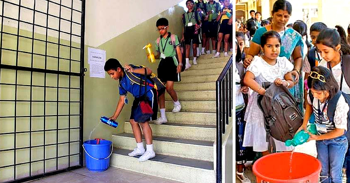 How School Children in Maharashtra Are Combating Drought with This Surprisingly Simple Idea!