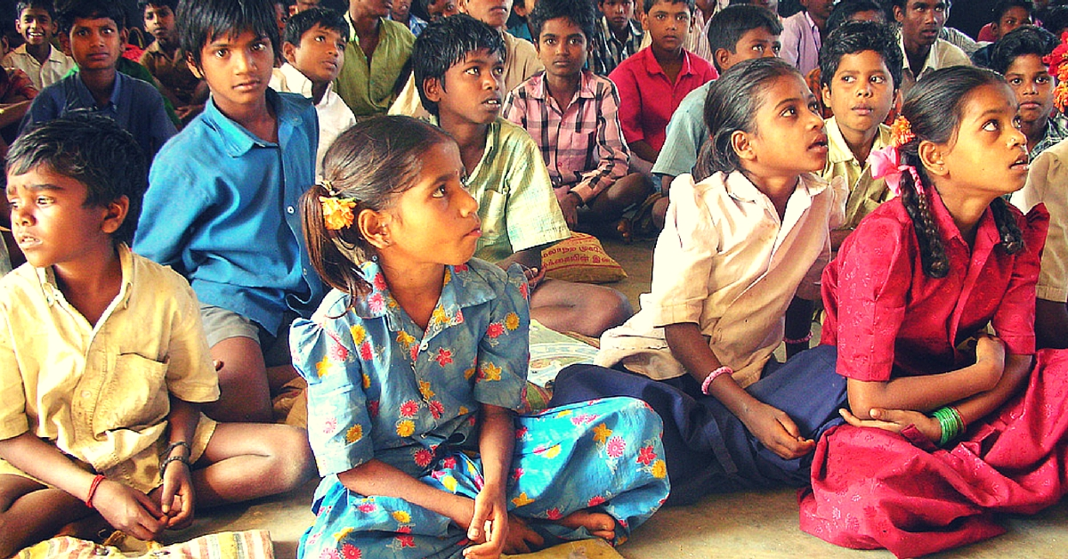 How an 18-Year-Old Domestic Help Started a Makeshift School for 60 Kids from Slums in Ranchi