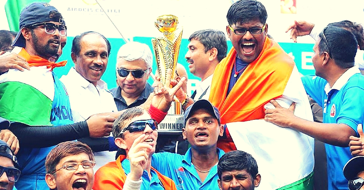 EXCLUSIVE: Captain of India's Blind Cricket Team on His Love for the Game, His Team and More
