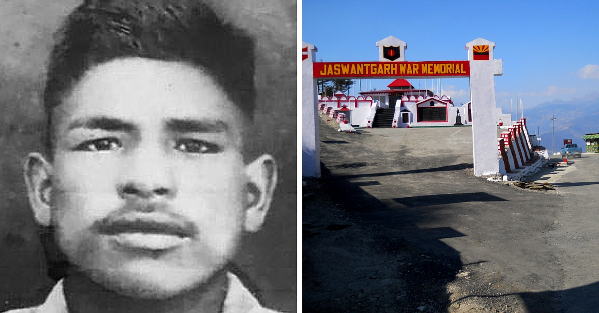 How Jaswant Singh Became a War Hero by Singlehandedly Keeping the Chinese Army at Bay for 3 Days