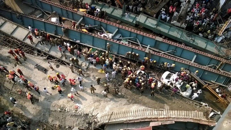 Rescue & Support Information On Social Media For The Victims Of The Kolkata Tragedy