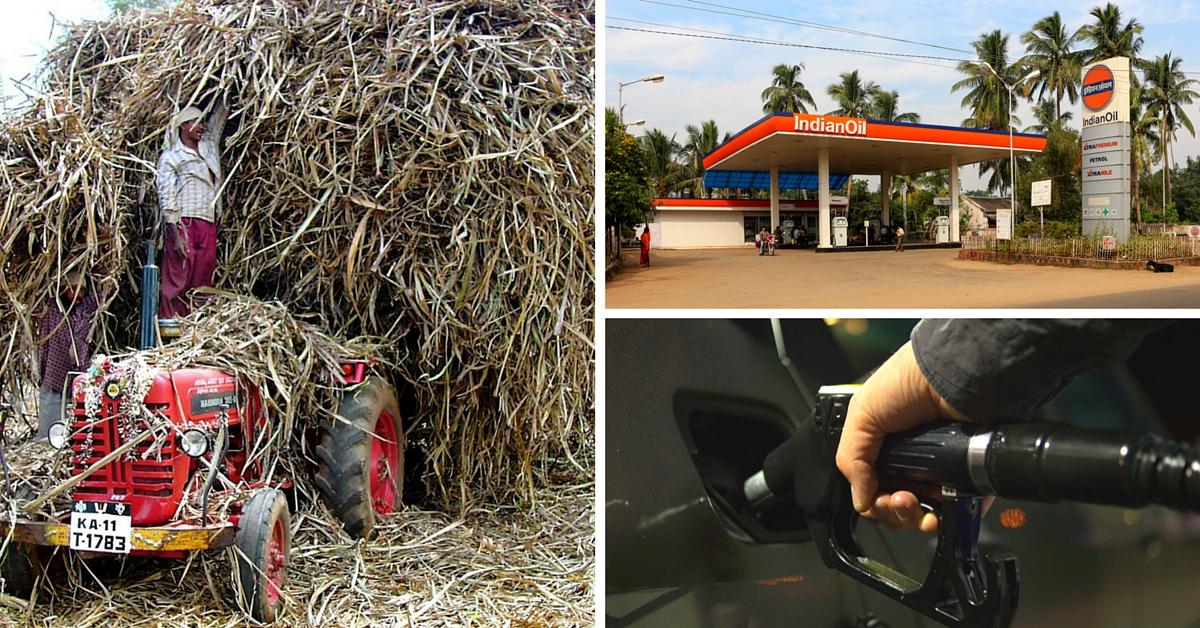 This New Tech Could Convert India's 300 Million Tonnes Farm Waste to 100 Billion Tonnes Fuel