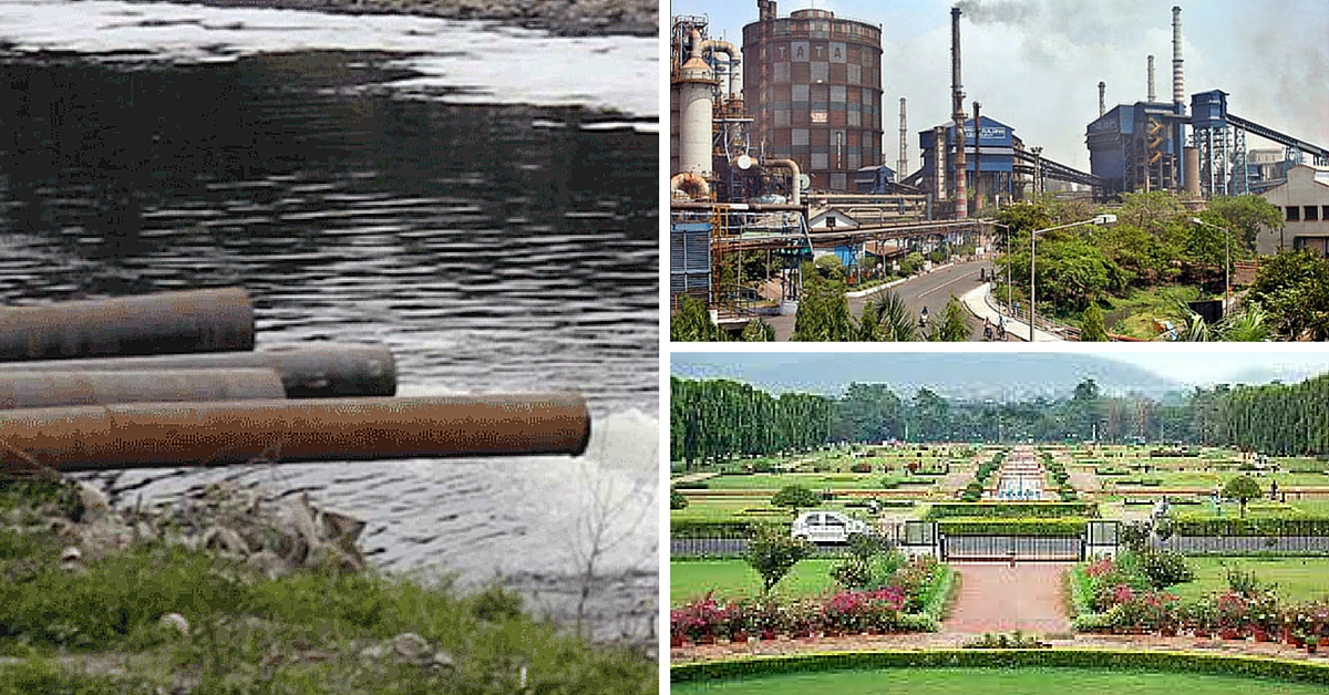 """Jamshedpur Will Soon Be India's First """"Zero Sewerage Discharge City"""". Here's What It Means."""
