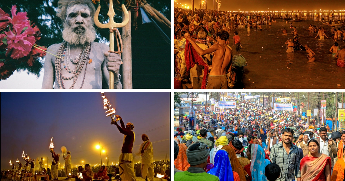 10 Surprising Things about the Kumbh Mela That You Probably Did Not Know!