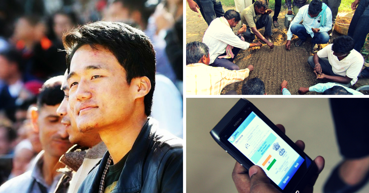 One Man Made an App to Help Farmers Get Timely Advice & Assistance from Experts around the Country