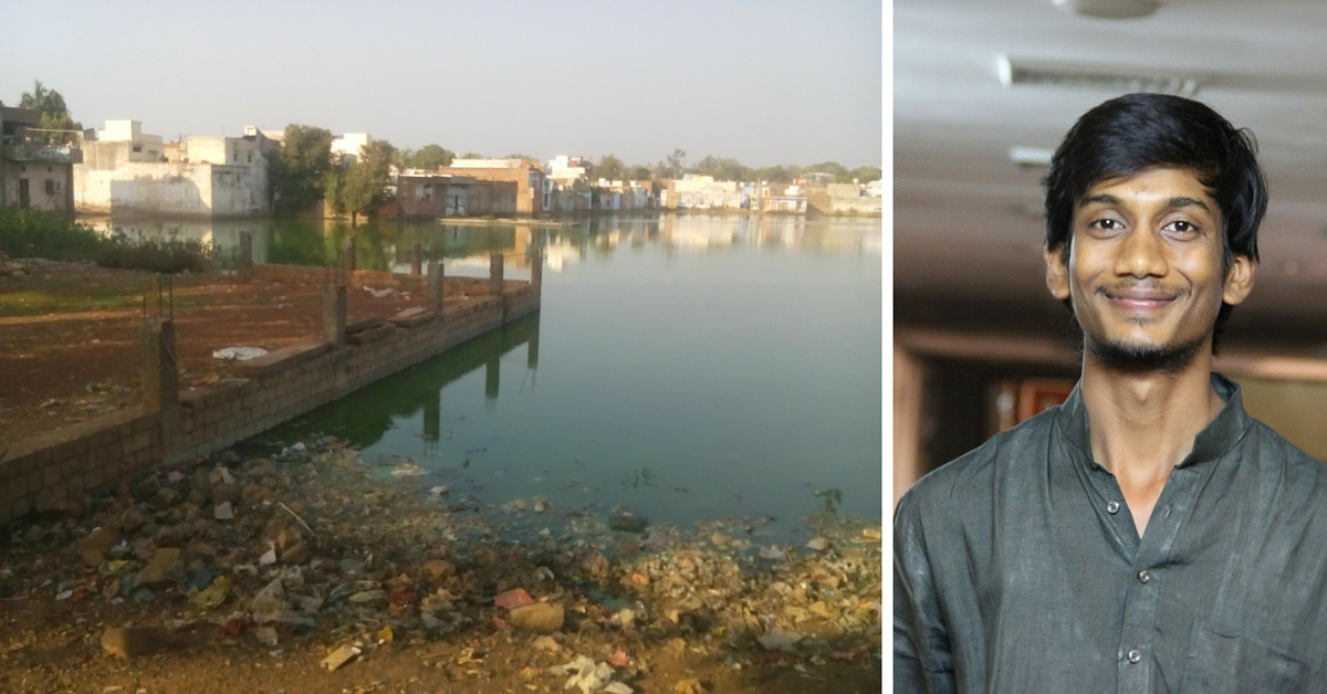 TBI BLOGS: How a 20-year-old Law Student Fought a Court Case to Save Water Bodies In MP. And Won!