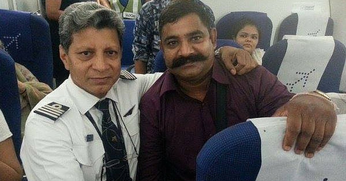 How Does One Honour a War Hero? This Airline Pilot Shows Us