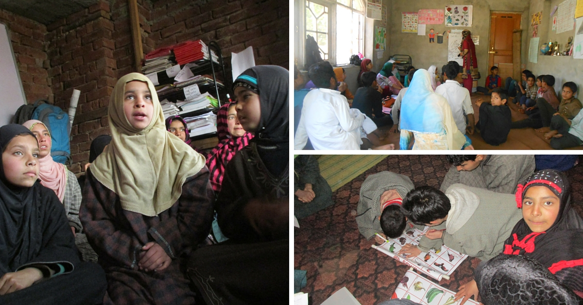 TBI BLOGS: How Child Labourers Are Finding Their Way Back to School in Kashmir