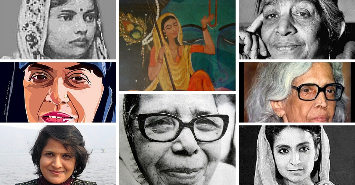 This List of India's Most Gifted Women Poets Is Sure to Bring Some Enchantment in Your Life