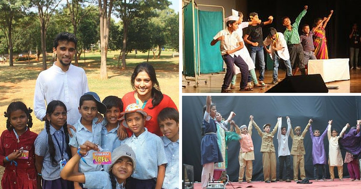 TBI BLOGS: Two Teachers Are Using Drama to Empower 1000 Students from Low-Income Communities