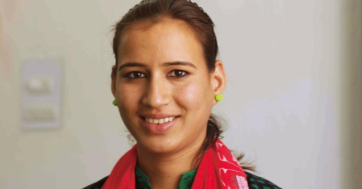 TBI BLOGS: She Rides the Bike, Studies Law and Governs Her Panchayat. Rakhi Paliwal is Badass!