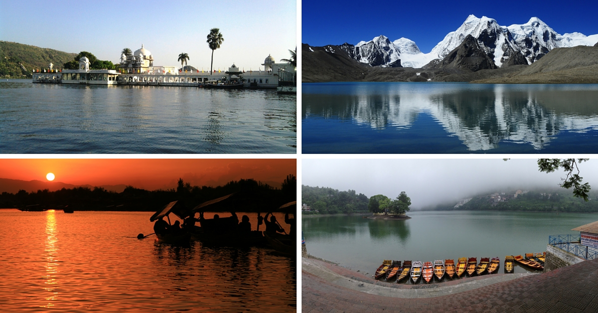 10 Spectacular Lakes of India and the Interesting Stories Behind Them