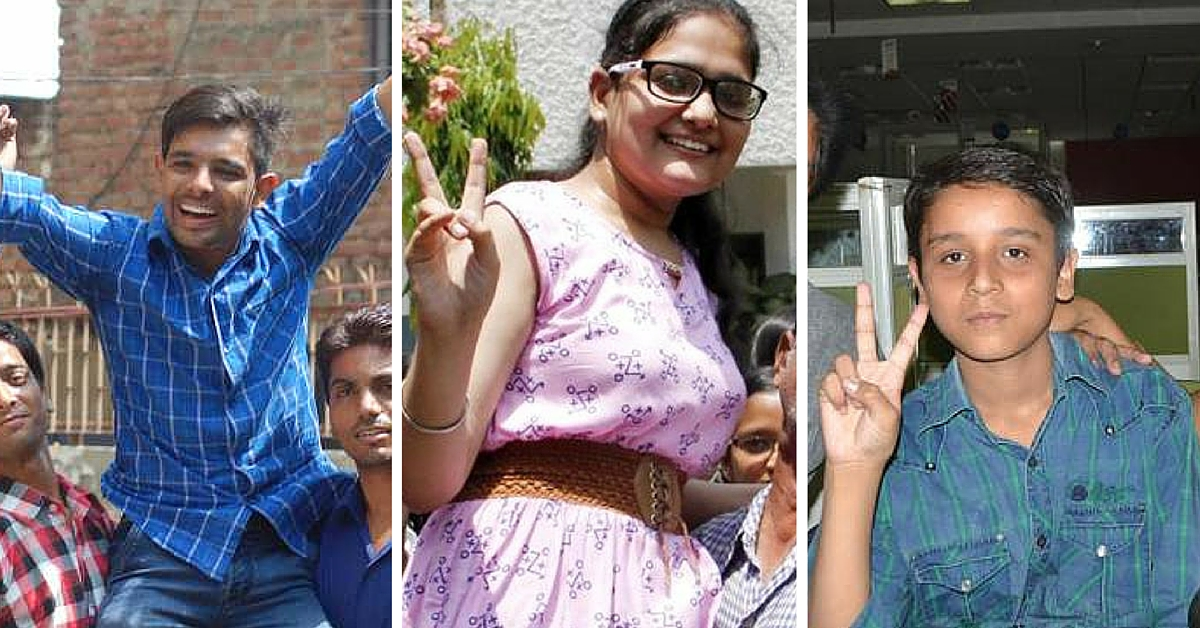 Three Kids Rise Above Age, Disability and Circumstance to Achieve Laurels in 12th Exams