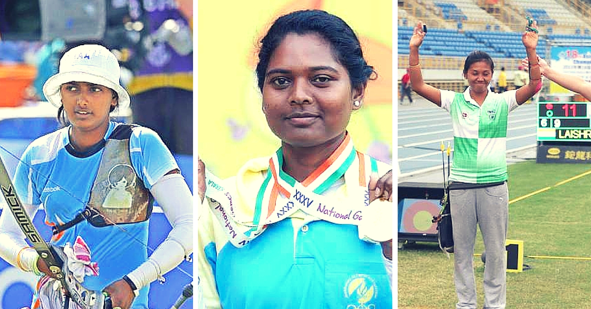 Meet the 3 Archers from the Indian Women's Archery Team That Just Won Silver at the World Cup