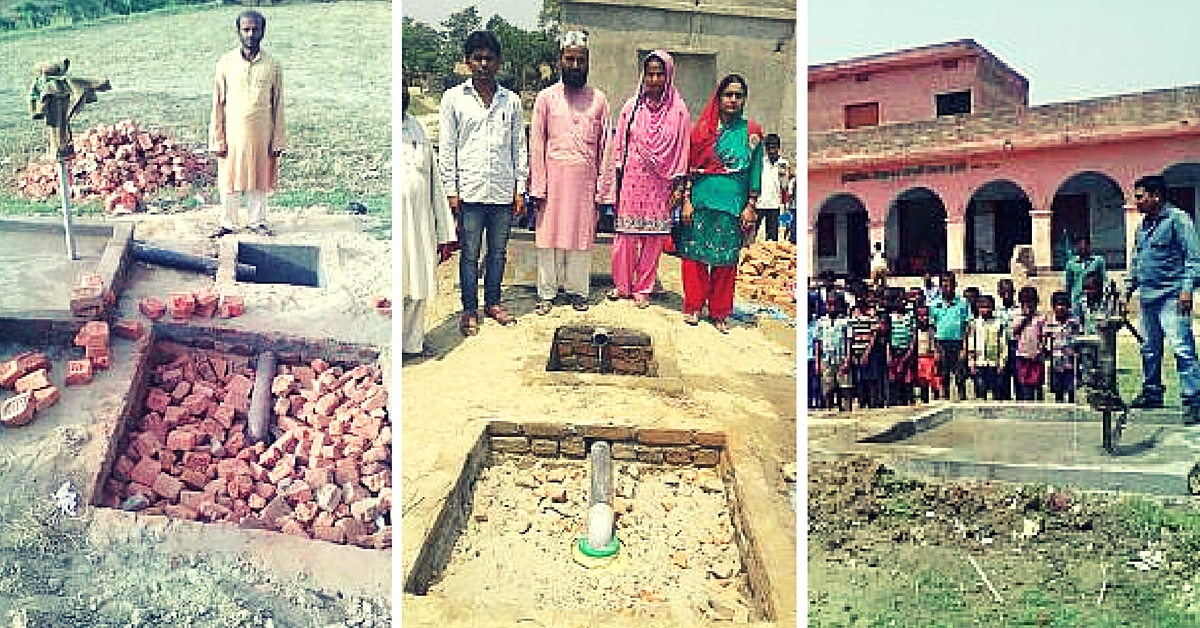 How People in This Bihar District Came Together to Construct 2168 Soak Pits in One Day