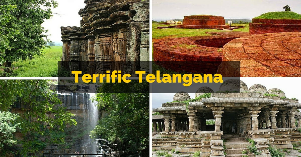 Discover India's Newest State, Telangana, Through These Gorgeous Offbeat Destinations