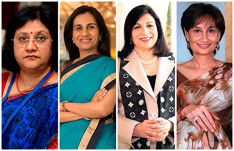 Meet the 4 Indian Women Achievers Who Stormed into the Forbes 'Most Powerful Women 2016' List