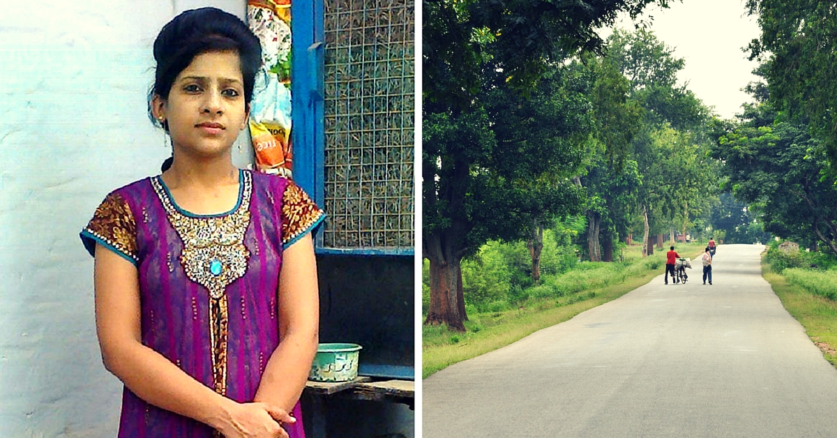 TBI BLOGS: This Class 7 Student Got Rs. 20 Lakhs Sanctioned to Clean Up Her Village