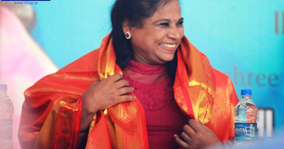 TBI BLOGS: International Para-Athlete Malathi Holla is a Champion for the Differently-Abled in India