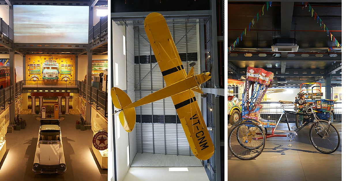 This Museum in Gurgaon with Vintage Cars & Old Aircrafts Will Enthrall You