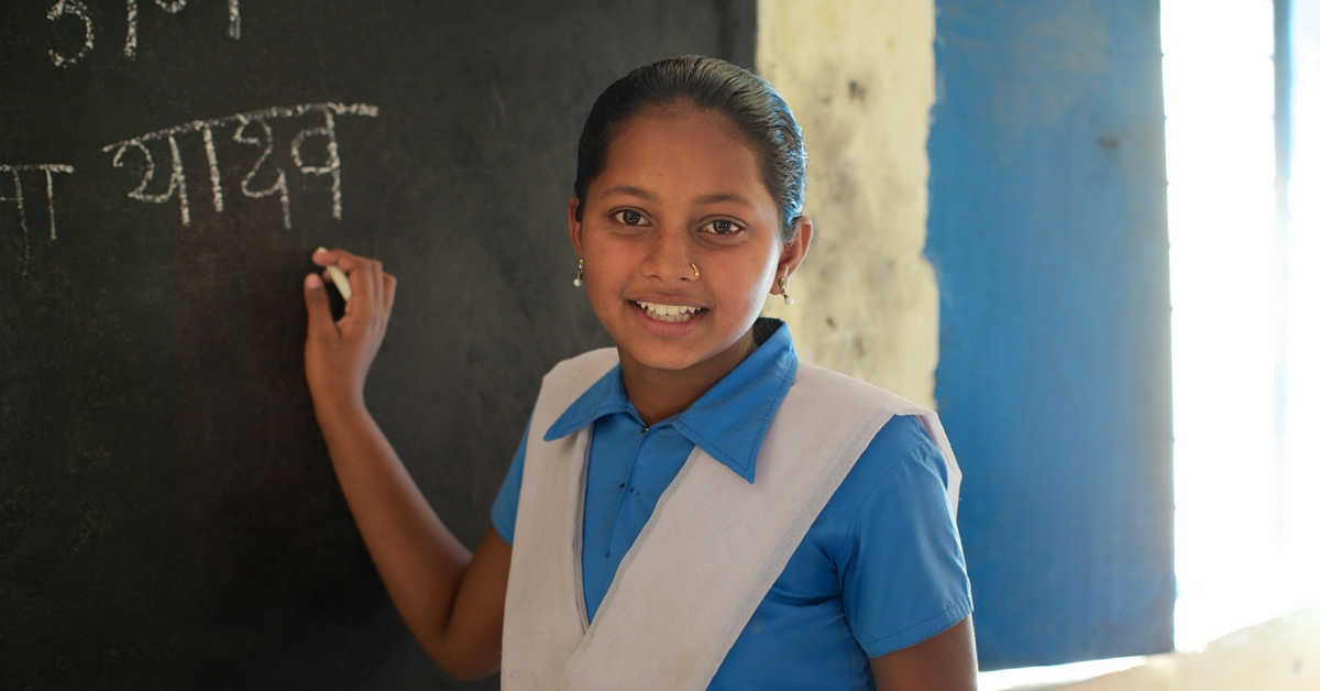 TBI Blogs: Once a Child Labourer, 12-Year-Old Purvi Now Is a Vocal Proponent of Education