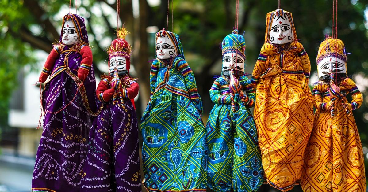 TBI BLOGS: From Kathputlis to Meenakari to Warli Art – The Story of Indian Handicrafts