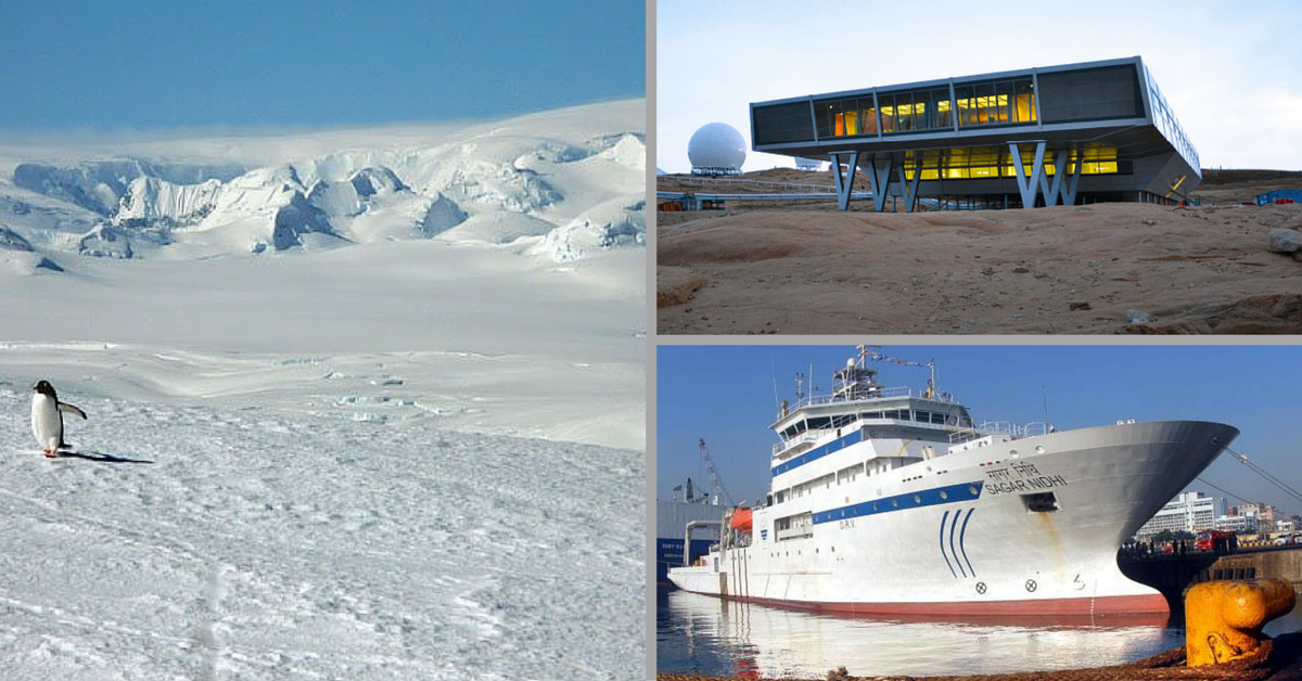 Breaking the Ice: The Story of How India's Antarctic Mission Turned Ambition into Action